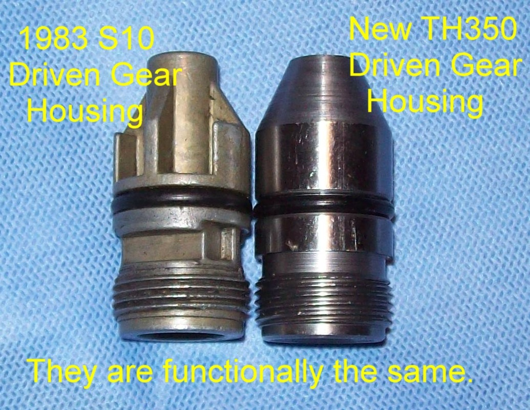 T5 Drive Gear And Driven Gear Combinations